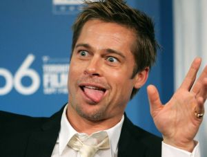 Brad Pitt at Toronto International Film Festival