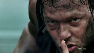 Norman Reedus is Daryl Dixon