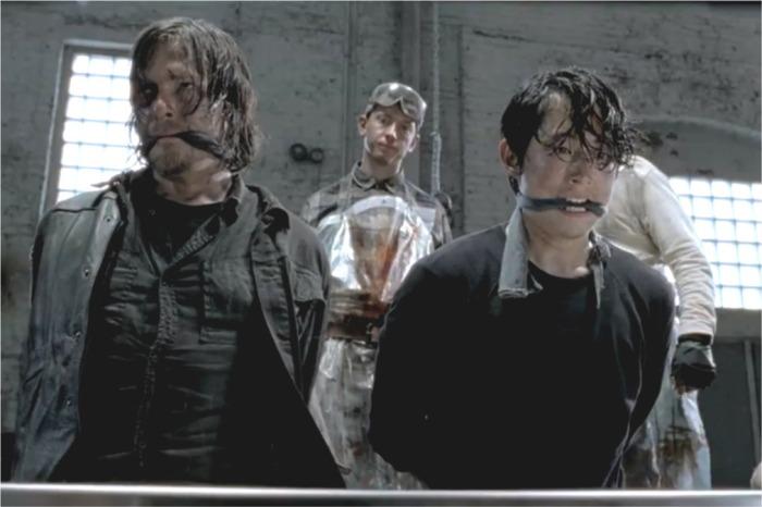 The Walking Dead Season 5 Premier