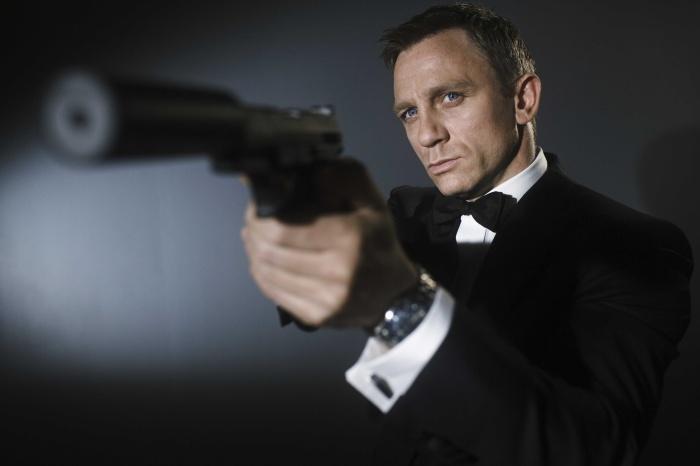 Daniel Craig as Ian Fleming's James Bond 007