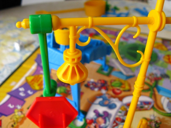 A game of Mousetrap.