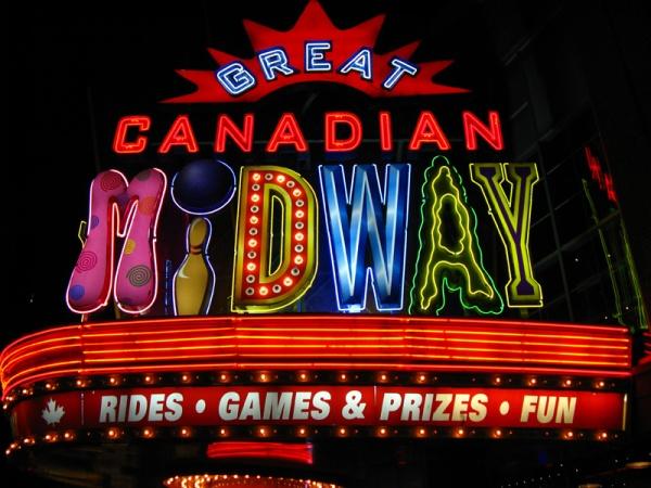 Niagara Falls' Canadian Midway