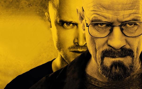 Breaking Bad's Jesse and Heisenberg