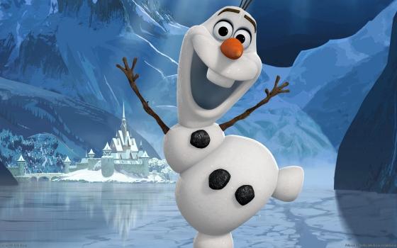 Frozen's Olaf the Snowman