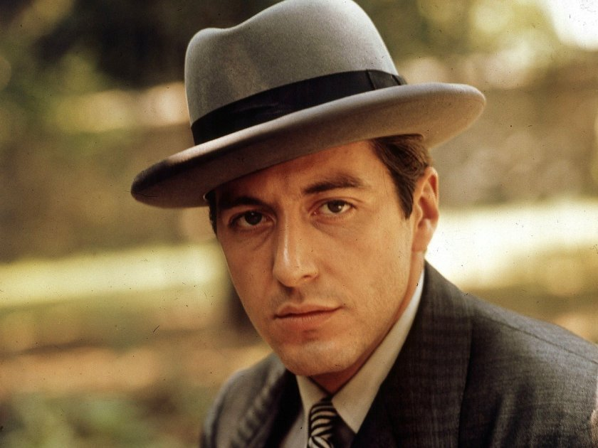 Al Pacino as Michael Corleone