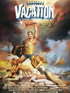 National Lampoon Vacation movie poaster