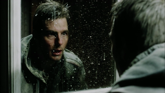 Tom Cruise as Ray Ferrier