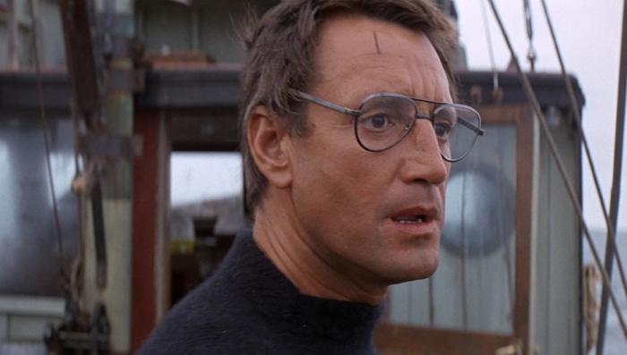 Roy Scheider as Chief Martin Brody