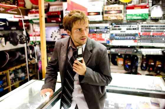 Cloverfield's Michael Stahl-David as Rob Hawkins