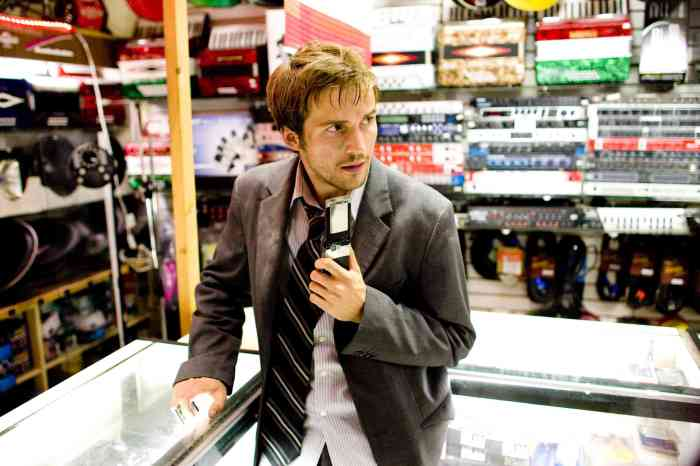 Cloverfield's Michael Stahl-David as Rob Hawkins