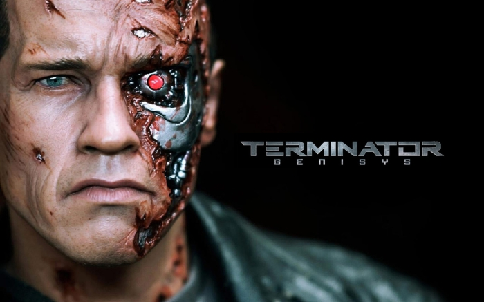 Arnold Schwarzenegger in Terminator Genisys