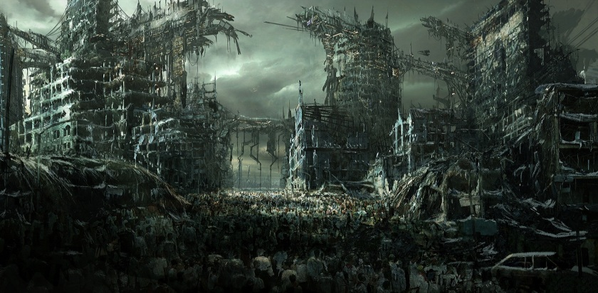 City of the undead