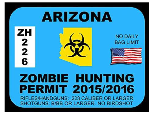 Zombie what ifs viii jack flacco for Arizona fishing regulations