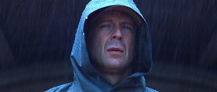 Bruce Willis as David Dunn