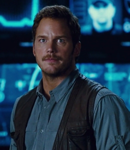 Jurassic World's Owen