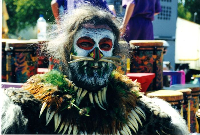Witch Doctor [Photo Credit: Licensed under the Creative Commons Attribution-Share Alike 3.0 Unported license.]
