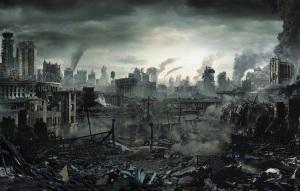 Zombie Apocalypse Devastation
