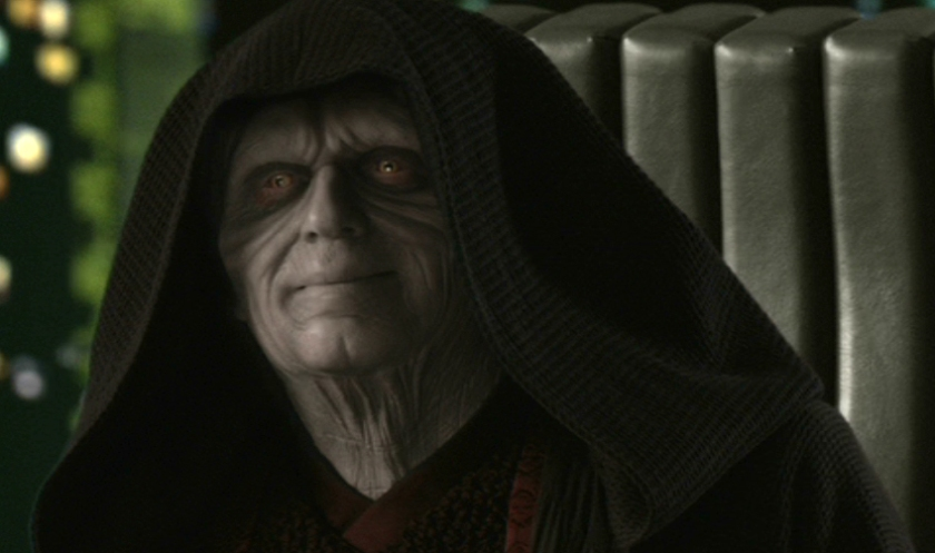 Star Wars' Darth Sidious