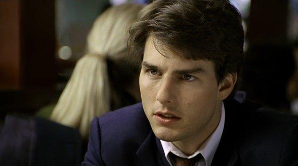 Tom Cruise as Mitch McDeere