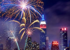 New York Fireworks