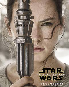 Daisy Ridley as Rey