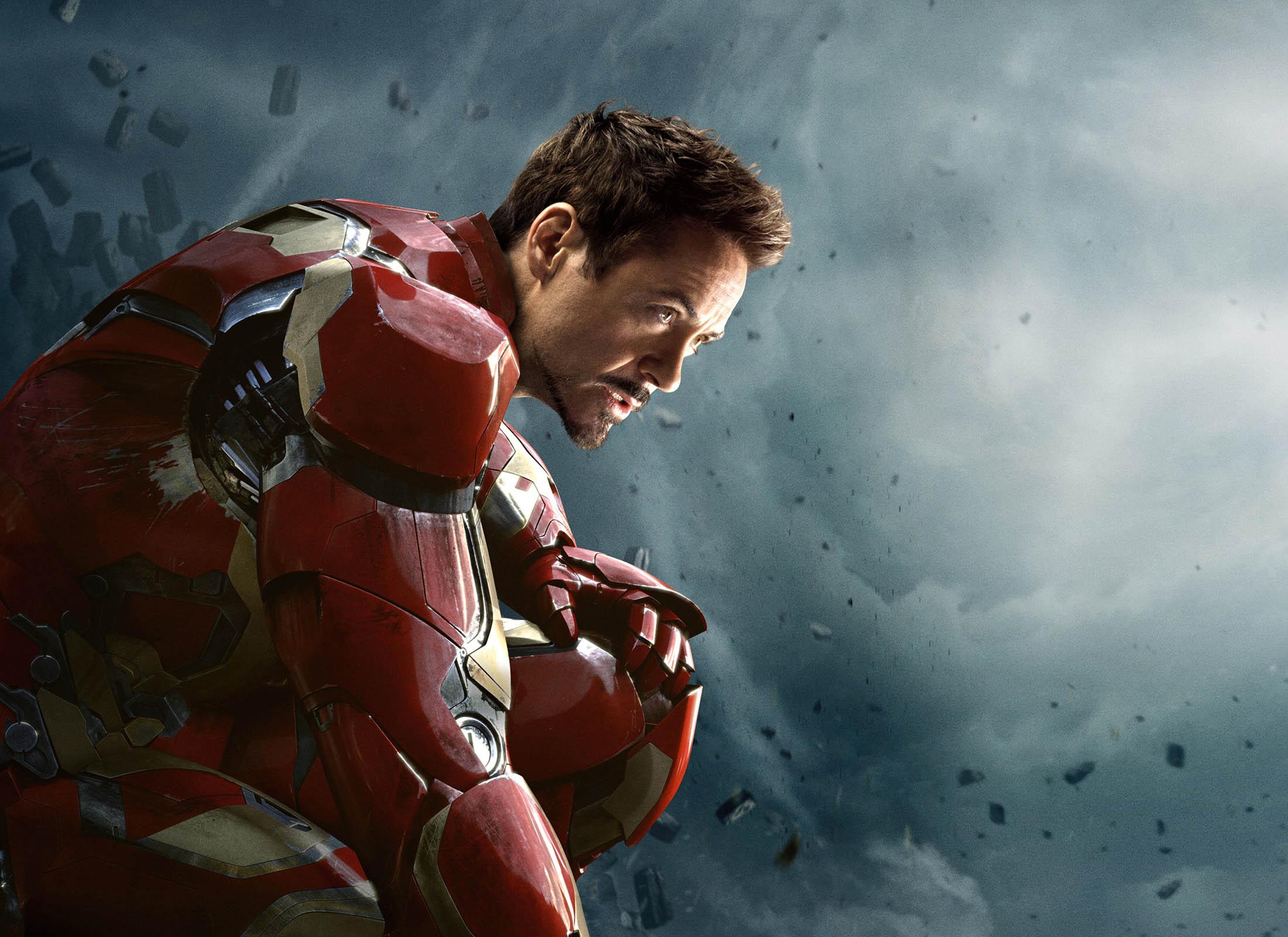 Tony Stark Iron Man Jack Flacco