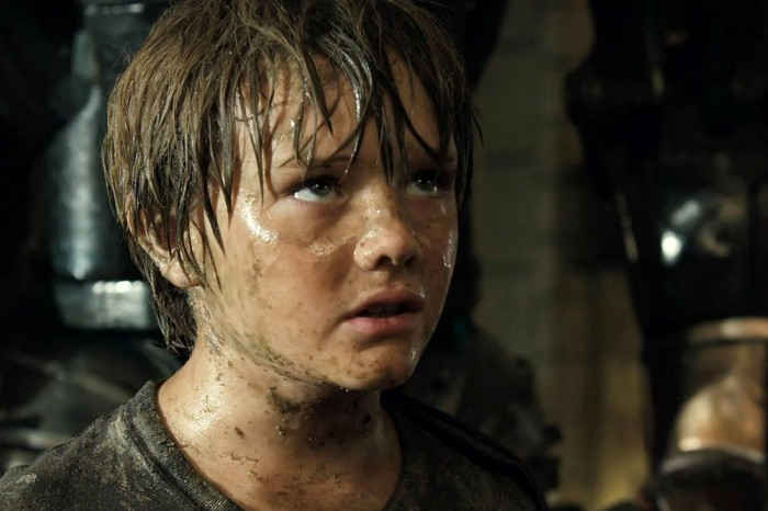 Dakota Goyo as Max in Real Steel